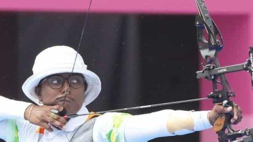 Deepika seals last-eight berth, ousts former world champion Russian Perova