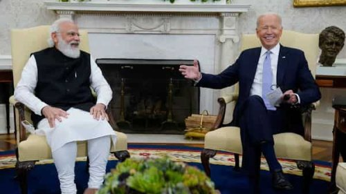 Joe Biden has Mumbai connection. PM Modi shows 'documents' to prove family ties
