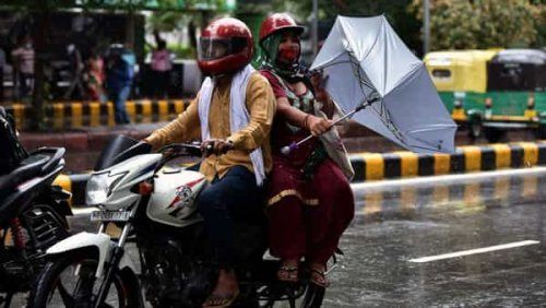 These states may see heavy rains till 1 Aug due to low pressure in Bay of Bengal