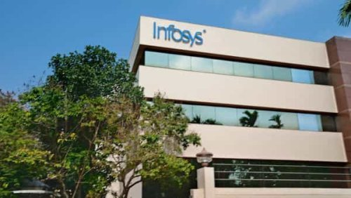 Infosys drops 5% on lower than expected earnings