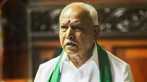 BS Yediyurappa tests positive for Covid-19, admitted to Bengaluru hospital
