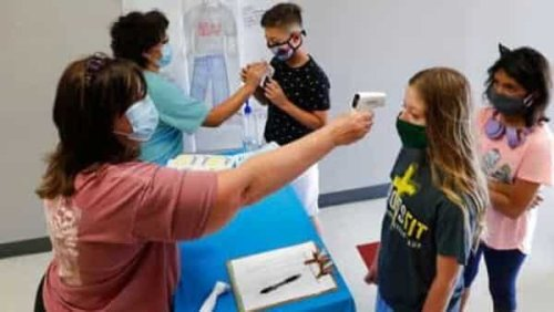 US doctors watch warily as severe covid infections target kids