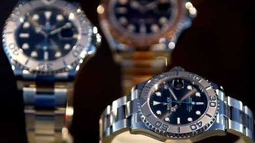 Rolex, Gucci are gobbling up our covid-19 savings