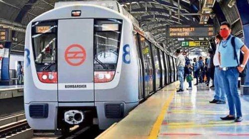 Delhi Metro: Delay in train services on Blue Line connecting Dwarka to Noida