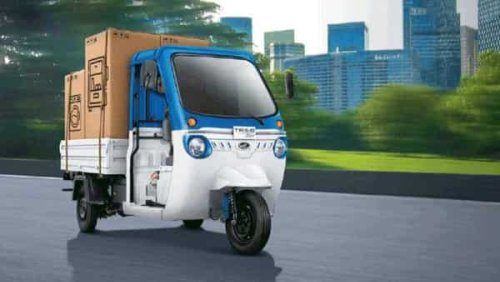 Mahindra's Treo Zor electric cargo carrier crosses 1000 sales mark in 6 months
