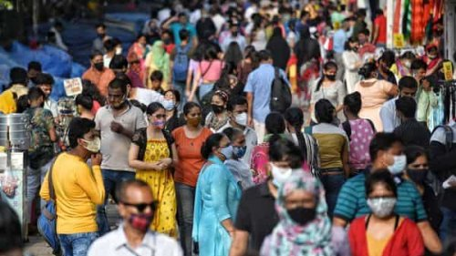 Delhi: People throng markets, flout Covid rules after ease in lockdown curbs