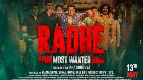 Salman Khan's 'Radhe' kick-starts marketing, launches soundtrack