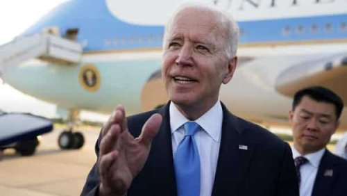 'Russia being squeezed by China, wants to remain in power': Joe Biden