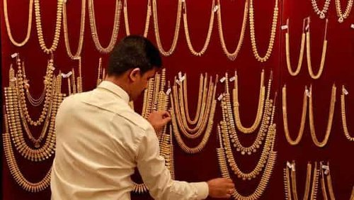 Gold price scales ₹47,000. More gains seen in the precious metal