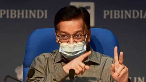 Problem not of Covid vaccine shortage but of planning: Health secretary