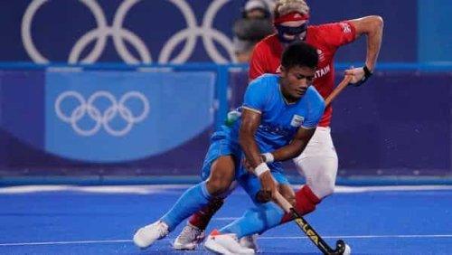 Tokyo Olympics: India thrash Great Britain 3-1 in men's hockey QFs
