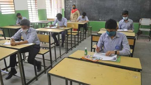 Karnataka: Can't conduct online exams for higher classes, says deputy CM