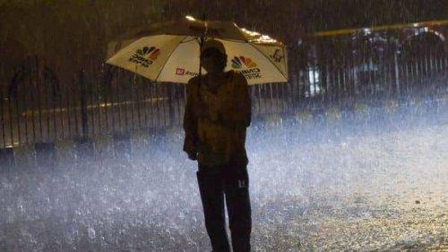 Heavy rains lashes parts of Delhi-NCR. See photos