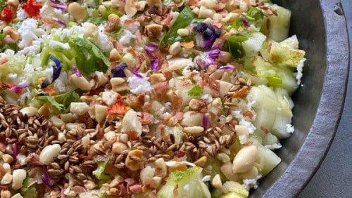 Opinion   Cucumber recipes beyond kachumber