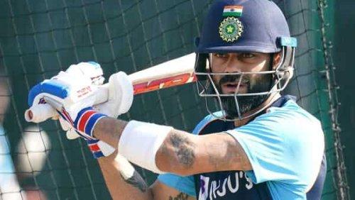 Virat Kohli to step down as Indian cricket team's T20 captain