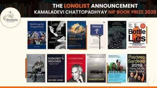 Kamaladevi Chattopadhyay NIF Book Prize longlist picks 12 power-packed titles