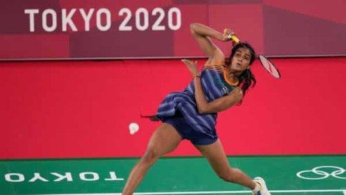 P V Sindhu makes winning start at Tokyo Olympics