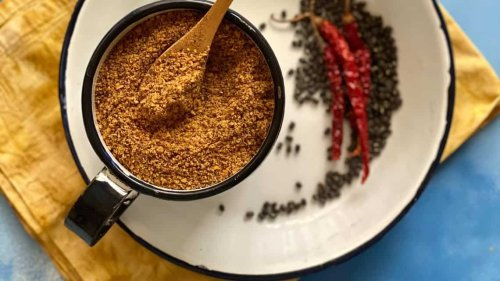The unsung recipes with 'urad dal'