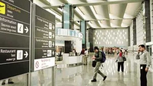 GMR launches 'AeroCity' at Hyderabad Airport