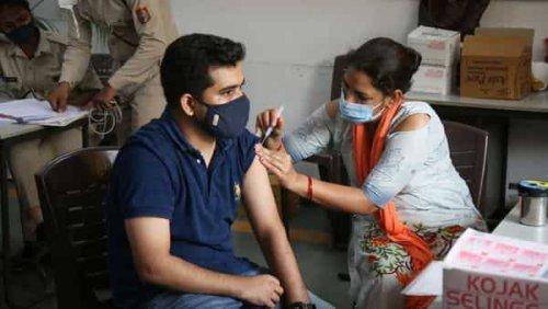 Covid-19 vaccination: Over 45.55 crore doses administered in India so far