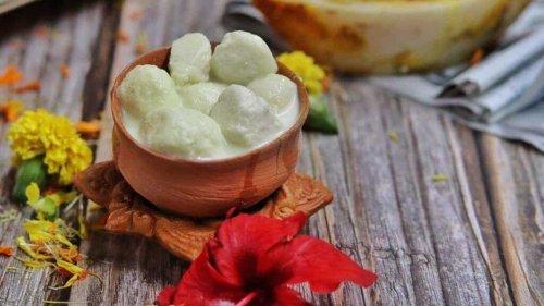 Start the Nobo Borsho feast with a roshomolai recipe