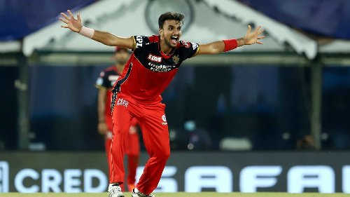 IPL 2021: With a five-wicket haul, Harshal Patel creates unique IPL record in MI vs RCB match