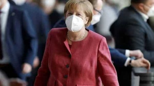 Merkel pushes back on vaccine patent waiver in row with US