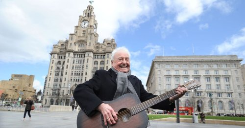 Gerry Marsden's widow on LFC tribute and hole he's left behind