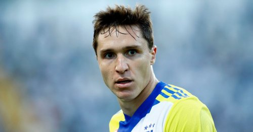Liverpool 'strongly' linked with Federico Chiesa with £34m deal already agreed