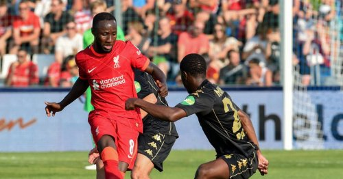 Naby Keita gives himself Liverpool chance as missing man set for exit