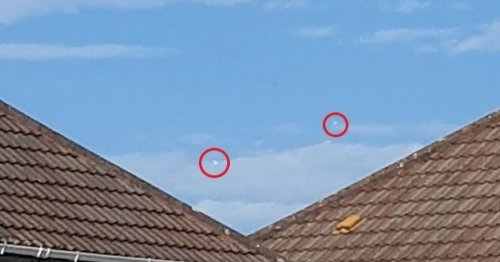 'Strange lights' spotted flashing in sky over parts of Merseyside
