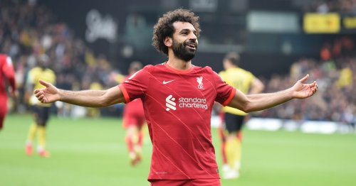 Mohamed Salah goal confirms what he already knows about his Liverpool future