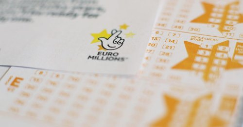 Winning EuroMillions numbers for Tuesday's £58m draw