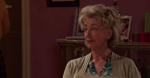 Coronation Street fans call for Evelyn to be next PM