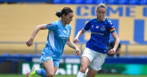 Danielle Turner admits Everton 'weren't brave enough' in 4-0 loss to Man City