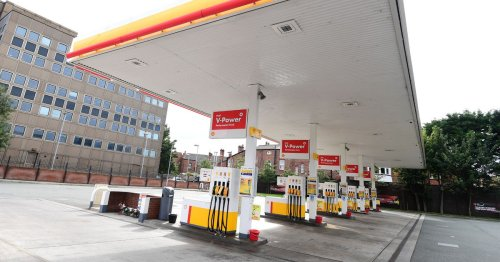Petrol stations forced to close across city after queues for fuel