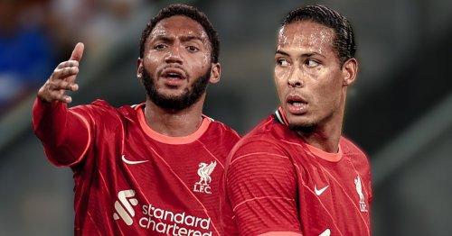Liverpool analysis - Van Dijk gets new target as Keita sends timely reminder