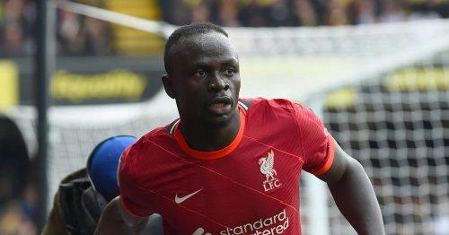 Sadio Mane puts Liverpool problems behind him and makes Mohamed Salah claim