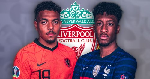 Donyell Malen, Kingsley Coman and Liverpool's £45m answer to attacking dilemma