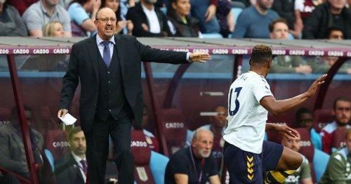 Yerry Mina masters mind games as Rafa Benitez makes interesting tactical switch