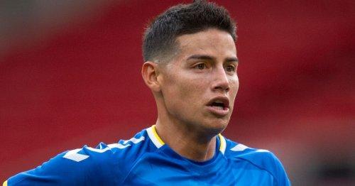 Everton news and transfers LIVE - James Rodriguez advice
