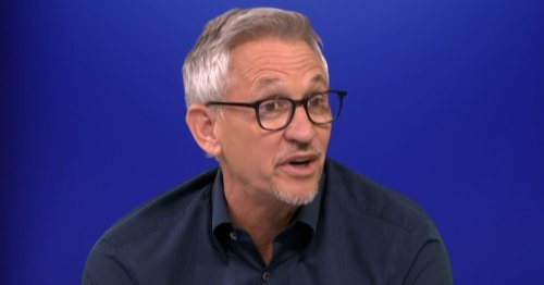 'That's extraordinary' - Gary Lineker hails Liverpool player vs Crystal Palace