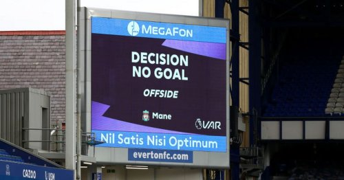 Premier League confirm major VAR changes that will affect Everton and Liverpool