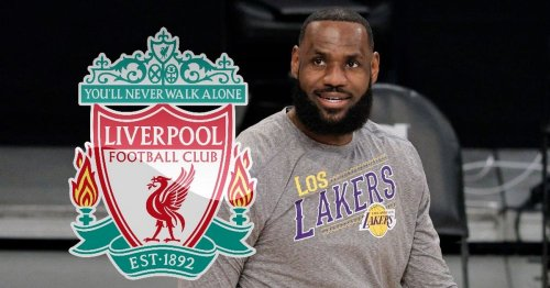 LeBron James singles out Liverpool star after AC Milan showing