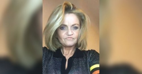 Danniella Westbrook's new look after face rebuild