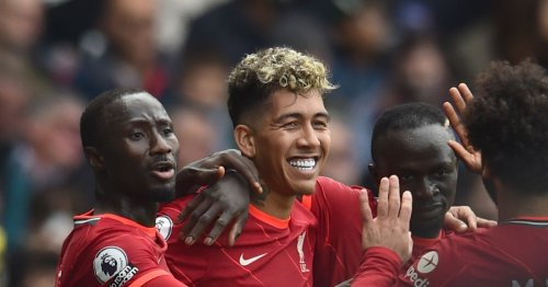Liverpool player ratings as Mohamed Salah ridiculous and Roberto Firmino great