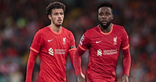 Liverpool line ups as Divock Origi and Curtis Jones start vs Brentford