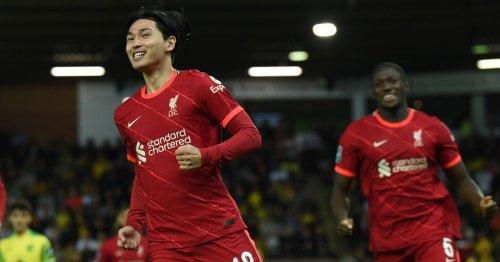 Takumi Minamino has Liverpool blueprint to give Jurgen Klopp what he needs
