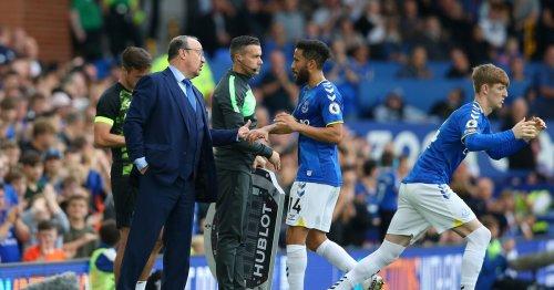 Rafa Benitez learns from Salomon Rondon mistake as Andros Townsend makes change