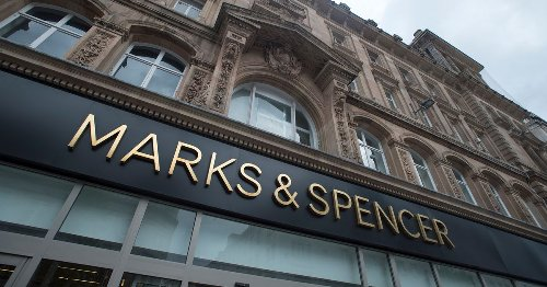 M&S dress that 'looks like a tablecloth' leaves shoppers divided